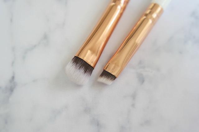 breena beauty basic eyeshadow brushes review malaysia