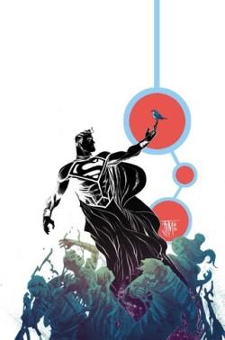 Justice League Dakrseid War Superman